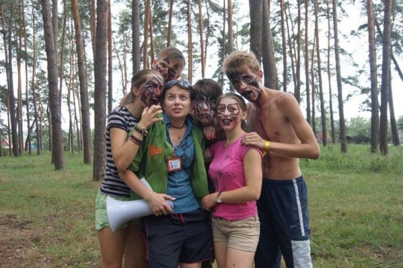 Картинки лето подростки